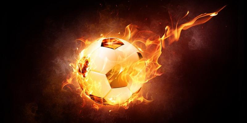 Ugninis kamuolys - lažybos bei statymai - futbolas