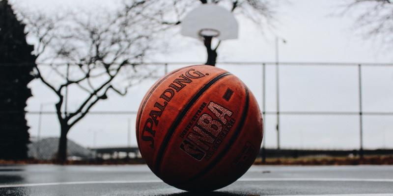 Kamuolys - sporto statymai už krepšinį